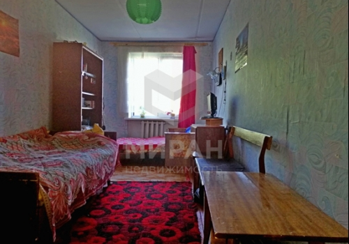 3-комнатная квартира, 59.3 м²  р-н. Омский, с. Андреевка, ул. Центральная, 47