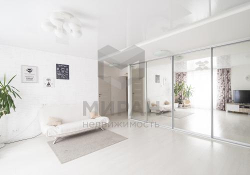 3-комнатная квартира, 77 м² ул. Транссибирская, 6 к2
