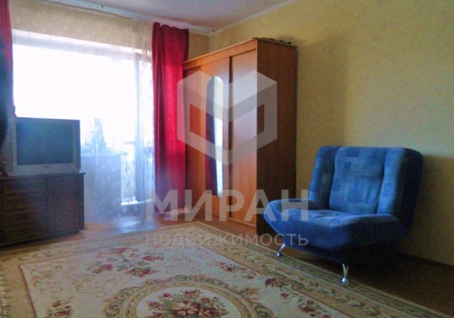1-комнатная квартира, 37.1 м²  ул. Крупской, 27к1