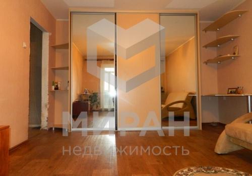 1-комнатная квартира, 39 м²  ул. 3-я Молодежная, 49
